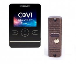 CoVi Security HD-02M-B и CoVI Security V-42