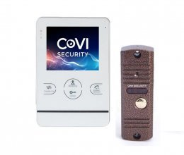 CoVi Security HD-02M-W и CoVI Security V-42