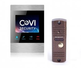 CoVi Security HD-06M-S и CoVI Security V-42