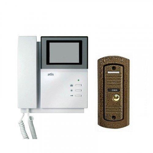 Комплект домофона  Atis AD-4PF2 и ATIS AT-305C
