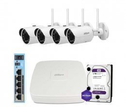 Dahua WiFi-3M-4OUT-HOME-HFW1320S-W