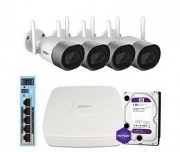 Dahua WiFi-2M-4OUT-HOME-G26P
