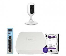 Dahua WiFi-1M-1IN-HOME-C22P-HDD