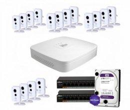 Dahua IP-1M-16IN-HOME-HDD-A-Lite