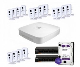 Dahua IP-3M-16IN-HOME-HDD-A-Lite