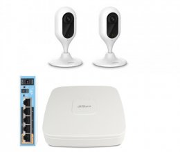 Dahua WiFi-1M-2IN-HOME-C12P
