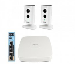 Dahua WiFi-1M-2IN-HOME-C15P