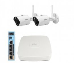 Dahua WiFi-3M-2OUT-HOME-HFW1320S-W