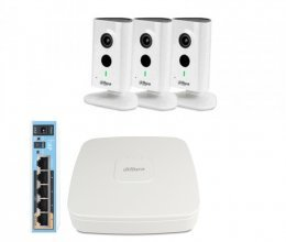 Dahua WiFi-1M-3IN-HOME-C15P
