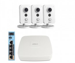 Dahua WiFi-3M-3IN-HOME-K35P