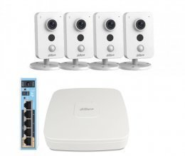 Dahua WiFi-1M-4IN-HOME-K15P