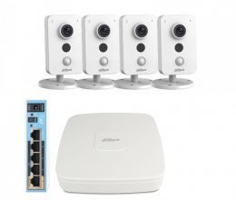 Dahua WiFi-3M-4IN-HOME-K35P