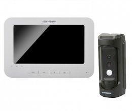 Hikvision DS-KH6310-W и Hikvision DS-KB8112-IM