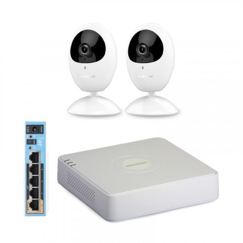 Hikvision WiFi-1M-2IN-HOME-2CV2U01FD-IW