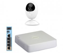 Hikvision WiFi-2M-1IN-HOME-2CV2U21FD-IW