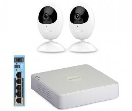 Hikvision WiFi-2M-2IN-HOME-2CV2U21FD-IW