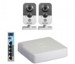 Hikvision WiFi-2M-2IN-HOME-2CD2420F-IW