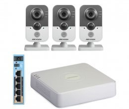 Hikvision WiFi-2M-3IN-HOME-2CD2420F-IW