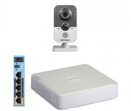 Hikvision WiFi-4M-1IN-HOME-2CD2442FWD-IW