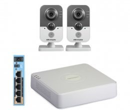 Hikvision WiFi-4M-2IN-HOME-2CD2442FWD-IW