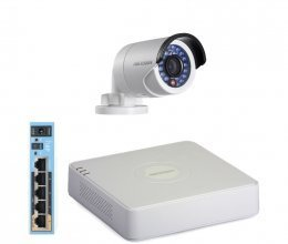 Hikvision WiFi-2M-1OUT-HOME-2CD2020F-IW
