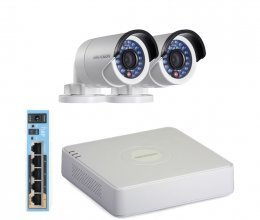 Hikvision WiFi-2M-2OUT-HOME-2CD2020F-IW