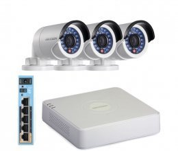 Hikvision WiFi-2M-3OUT-HOME-2CD2020F-IW