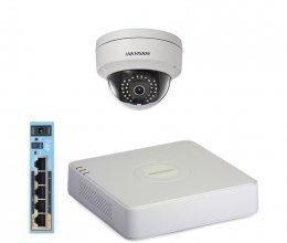 Hikvision WiFi-2M-1OUT-HOME-2CD2120F-IWS