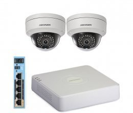 Hikvision WiFi-2M-2OUT-HOME-2CD2120F-IWS