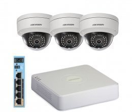 Hikvision WiFi-2M-3OUT-HOME-2CD2120F-IWS