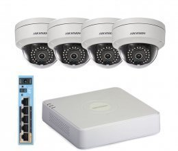 Hikvision WiFi-2M-4OUT-HOME-2CD2120F-IWS