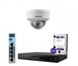 Hikvision WiFi-2M-1OUT-HOME-2CD2121G0-IWS-HDD