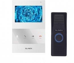 Slinex SQ-04 и Slinex ML-15HR