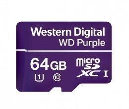 Western Digital MEMORY MICRO SDXC 64GB