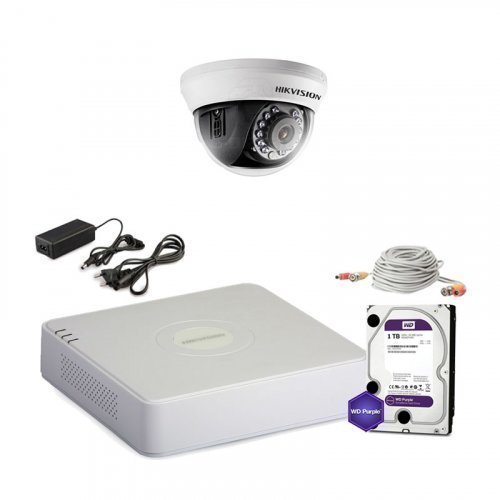 Hikvision TURBOHD-2M-1IN-HOME-FULL