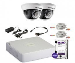 Hikvision TURBOHD-2M-2IN-HOME-FULL