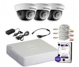 Hikvision TURBOHD-2M-3IN-HOME-FULL
