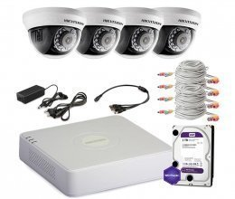 Hikvision TURBOHD-2M-4IN-HOME-FULL