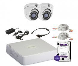 Hikvision TURBOHD-2M-2OUT-HOME-A-FULL