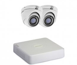 Hikvision TURBOHD-1M-2OUT-HOME-A-LITE