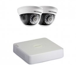 Hikvision TURBOHD-2M-2IN-HOME-LITE