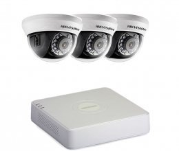 Hikvision TURBOHD-2M-3IN-HOME-LITE
