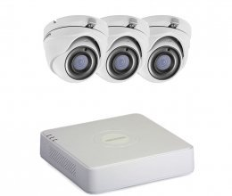 Hikvision TURBOHD-2M-3OUT-HOME-A-LITE