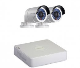 Hikvision TURBOHD-2M-2OUT-HOME-LITE