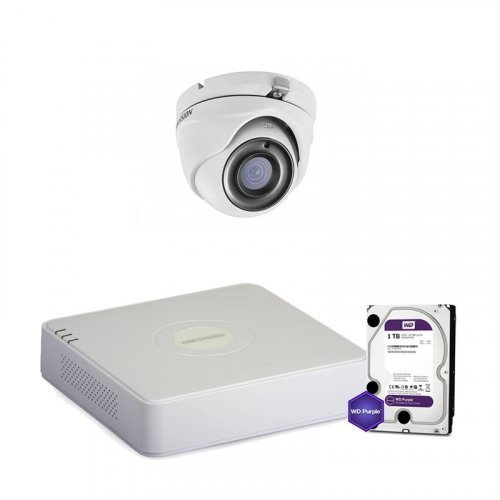 Hikvision TURBOHD-1M-1OUT-HOME-HDD-A-LITE