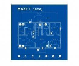 Беспроводная охранная сигнализация для частного дома MAX+
