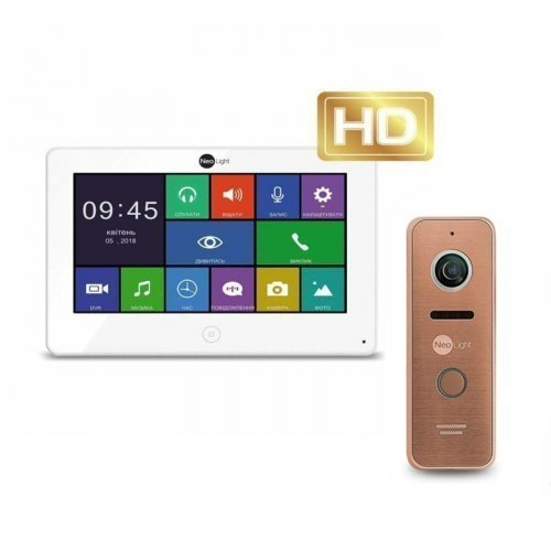 Neolight Alpha HD и NeoLight Prime HD Bronze
