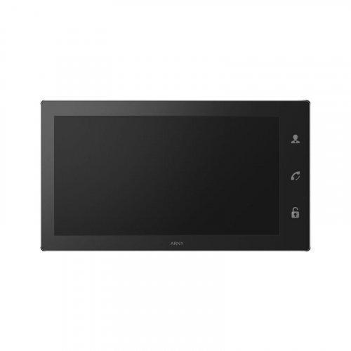 Видеодомофон с сенсорным экраном и записью ARNY AVD-1040 Black
