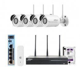 Dahua 3G-1M-4OUT-Wi-Fi
