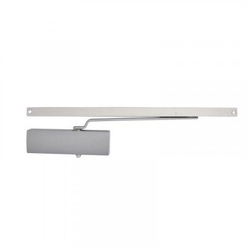 Доводчик двери ATIS DC-1500-3 Slide Silver